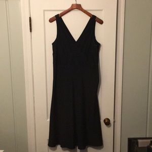 J.Crew dress, black size 14